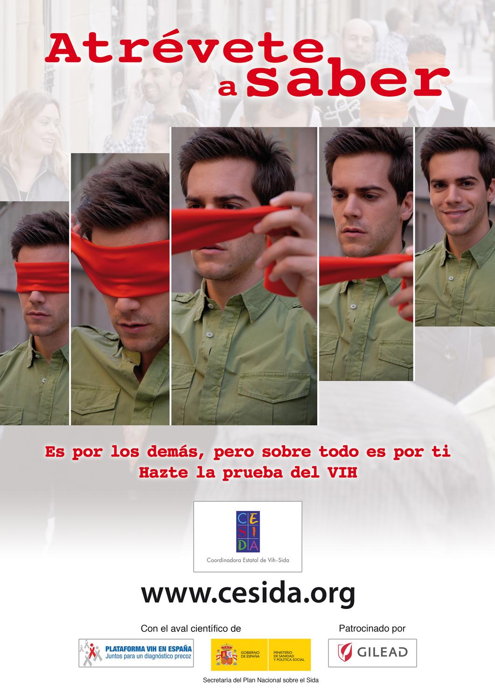 Año 2010: Campaña del Día de la Prueba del VIH: Atrévete a Saber