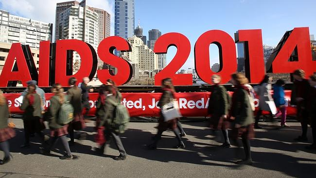 aids2014Melbourne
