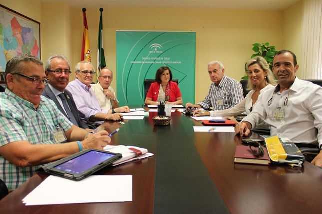 Consejería de Igualdad, Salud y Políticas Sociales de la Junta de Andalucía