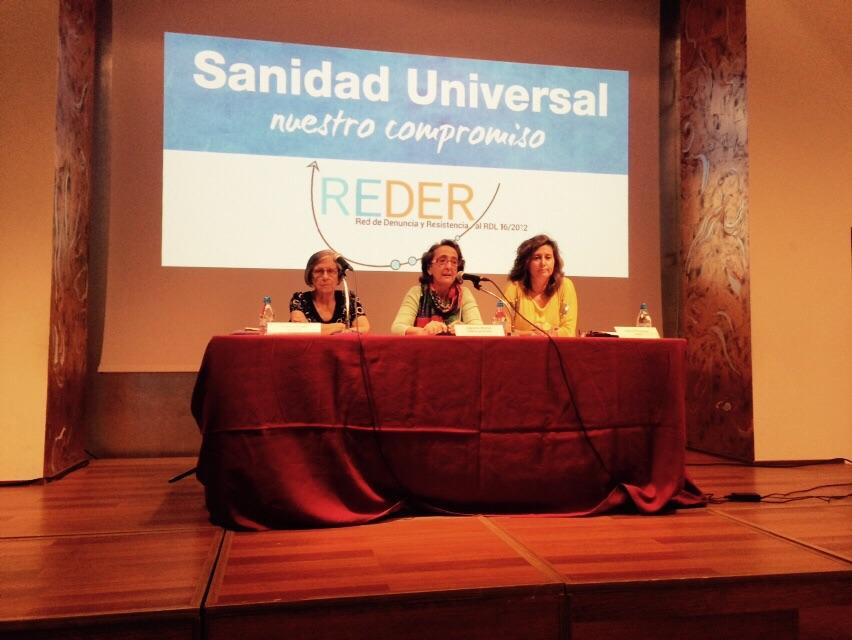 Presentación en rueda de prensa, esta mañana, Madrid